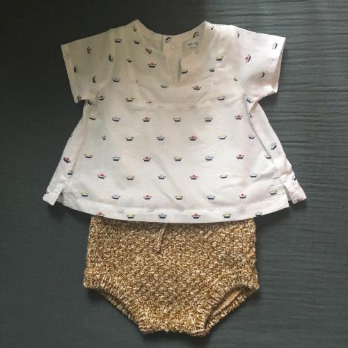 Zara mini, boutchou monoprix