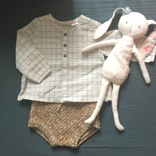 Tenue bébé Zara Mini Maileg